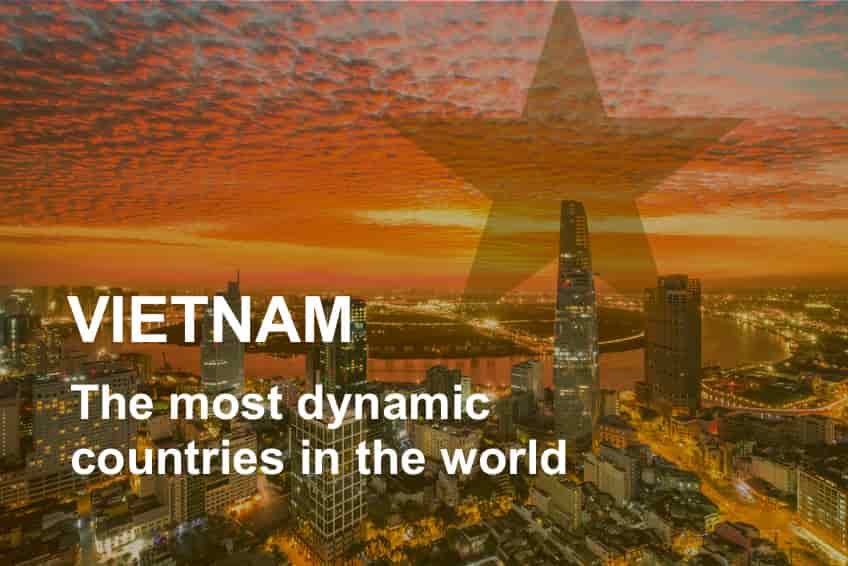 Vietnam The Most Dynamic Countries In The World